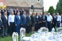 Вицепремиерът бе на честването за  10 години българско читалище в Одрин