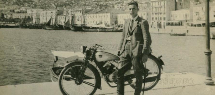 Търговецът Георги Янчев шофира първият Фиат в Харманли през 30-те години – I част