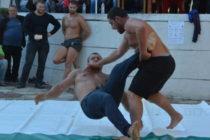 Георги Ванчев стана победител на борбите в Харманли