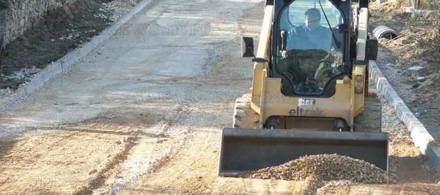 """""""Пътинженеринг"""" ЕООД  ремонтира пътища в села"""