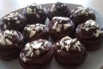 Двойно шоколадови кексчета
