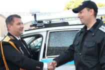 Полицаи и гранични получиха  нови китайски джипове