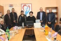 Нов клуб за хора с физически увреждания откриха в Любимец
