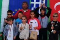 Тенисисти спечелиха купи от Балканска тенис лига