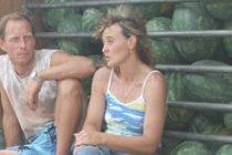 Зеленчуковата борса в Любимец в очакване на Оли Рен*