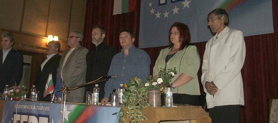 Кандидатът на ГЕРБ обеща масирано озеленяване и благоустрояване
