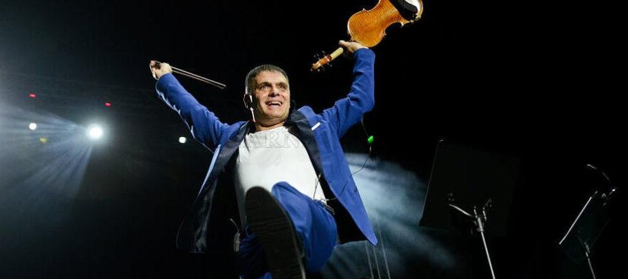Приключи националното турне на цигуларя Васко Василев