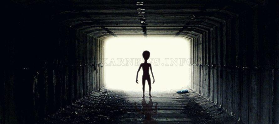 """Вестник """"Телеграф"""" докара извънземно в Харманли"""