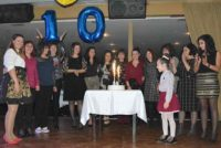 """Жените от """"Инер уил клуб"""" 10 години помагат в благотворителни каузи"""