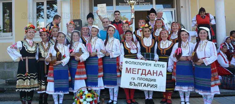 """Купата от """"Песни край Марица""""  замина за Града на петте тепета"""