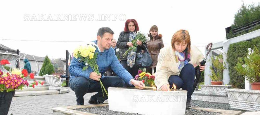 Симеоновградчани се поклониха в памет на жертвите от катастрофи