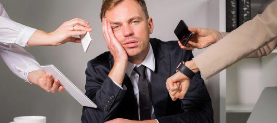 Как да работите под напрежение, без да достигате до бърнаут