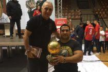 Христо Стоичков позволи само на Георги Киряков да подържи Златната топка