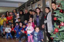 В с. Доситеево нагостиха  бежанци за Никулден