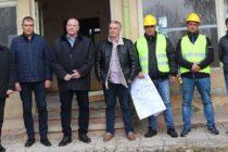 Започна ремонт по проект на детските градини в  община Любимец