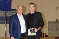 Наградиха Мартин Камбуров и други спортисти