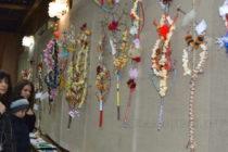 Изложба от сурвачки и Коледно-новогодишни картички бе открита в Тополовград