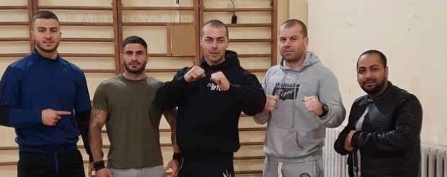 Фитнес любители от Харманли печелят трибой в Свиленград