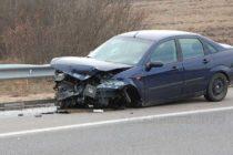 "Форд се удари на магистрала ""Марица"""