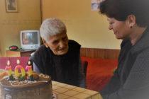Баба Кана стана  на 101 години