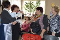 Бабинден се отпразнува на доста места в община Тополовград