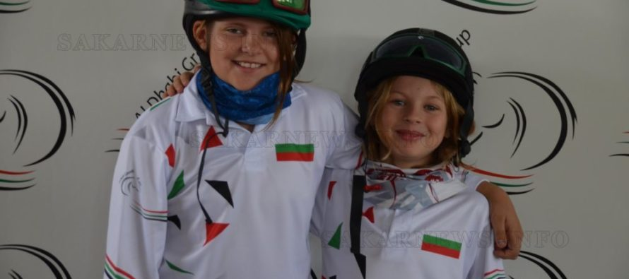 Английски момичета от Срем  спечелиха награди от Дубай