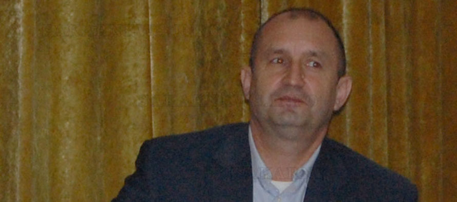 Президентът Румен Радев пристига на посещение в Хасково