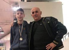Саръбоюков подобрява  постиженията си в спорта