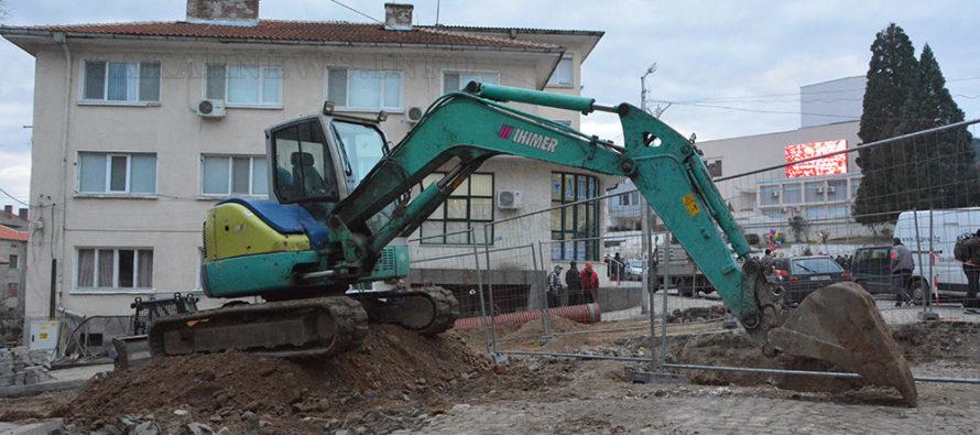 Ремонт на улици и пътища през 2019-та в Ивайловград