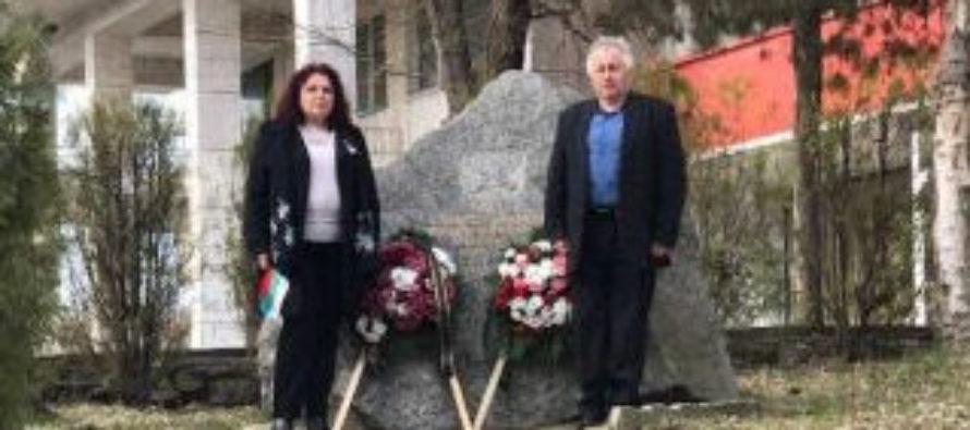 С рецитал и изпълнения на мажоретки отбелязаха Трети март в Симеоновград