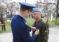 Български офицер беше отличен с американски медал