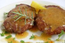Шницел от смляно месо и овесени ядки или грис