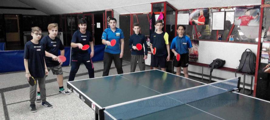 Тополовградски тенисисти с две победи за два дни