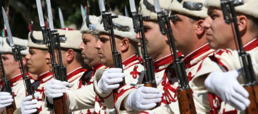 Обявен е конкурс за заемане  на гвардейски длъжности