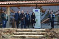 Открит бе завършеният проект в местността  Корията