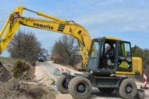 Ремонтират част от пътищата до харманлийски села