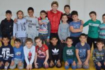 Пети проект, свързан със спорта, реализира  джудистката Мариана Йорданова