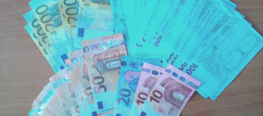 Конфискуваха валута на  стойност 80 189 лева от полски тираджия