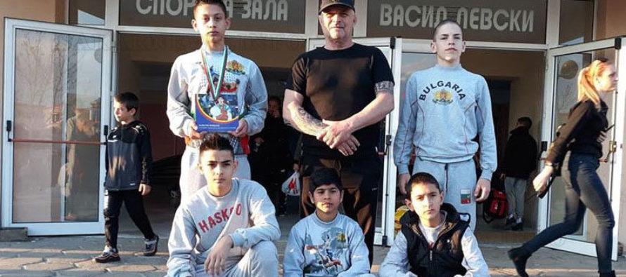 Симеоновградчанин стана  вицешампион на България