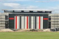 """Общо 11 фирми искат да доставят оборудване за стадион """"Хеброс"""""""