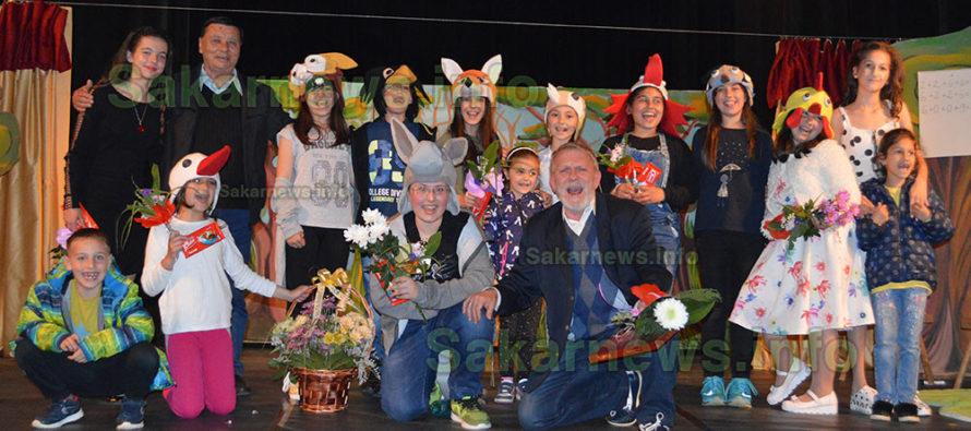 Малките театрали на Тополовград – по пътя на големите