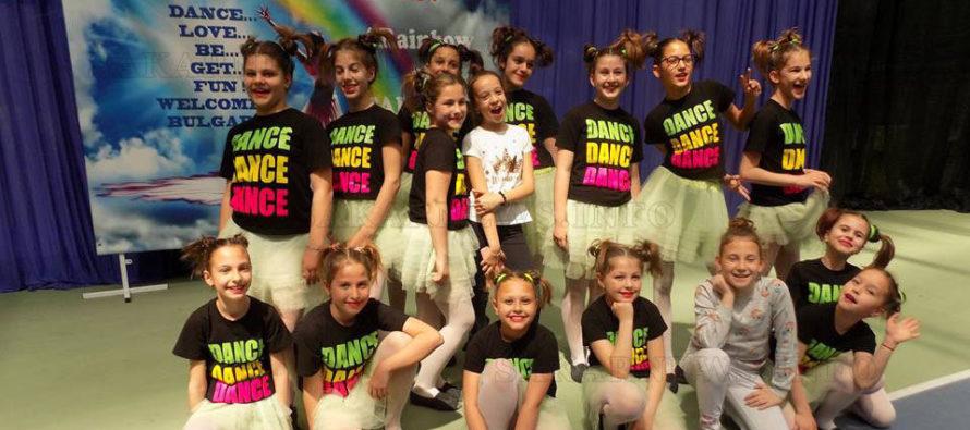 Балерините на Спатару с  високи награди
