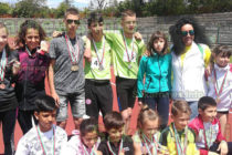 Харманлийци обраха наградите на лекоатлетически турнир