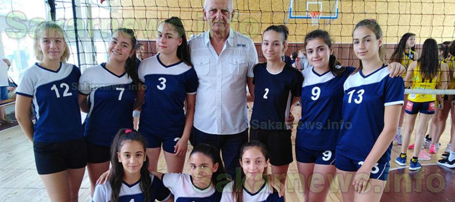 Волейболистки от Любимец станаха   четвърти на финали