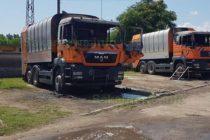 Горяха три сметосъбиращи камиона на община Свиленград