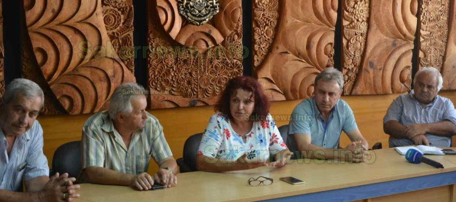 Симеоновградчани заляха  с въпроси управата на ВиК Хасково