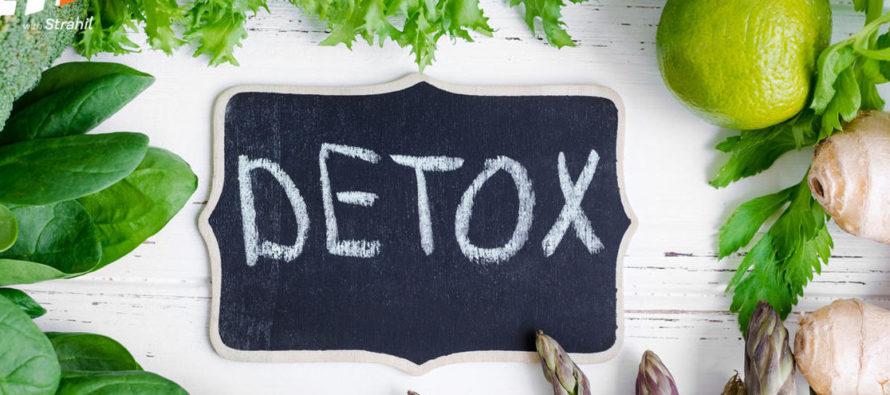 Няколко начина да изчистим тялото си от токсини