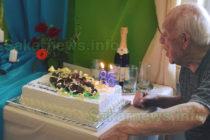 Румен Новаков отбеляза  86-та си годишнина