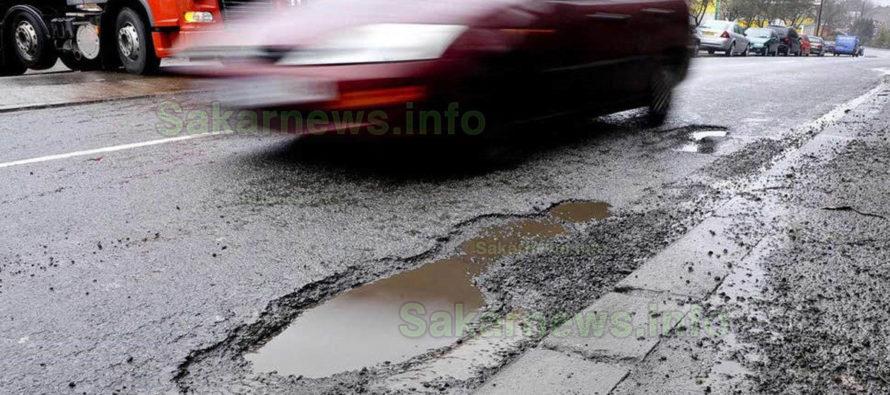 В Ивайловград ремонтират  общински пътища