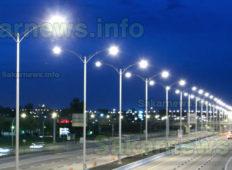 В Димитровград сменят улично осветление  за 821 000 лв.